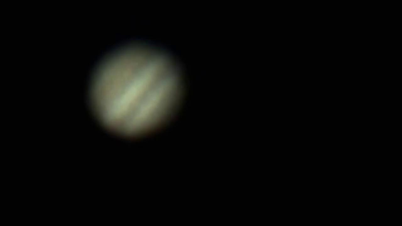 Фото планет в домашний телескоп