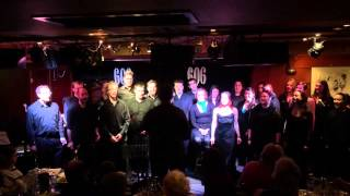 Way Over Yonder - London Vocal Project live at 606 Club