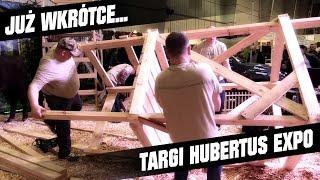 Konkurs budowy ambon na targach Hubertus Expo!