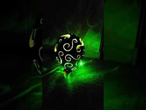 Ballon-Lampe Lichteffekte Andorras Art