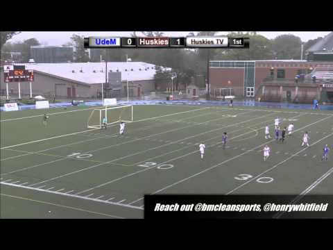 AUS Womens Soccer: Aigles Bleus vs. Huskies 09/13/13