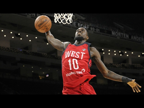 Okaro White With The Ridiculous Windmill Dunk At NBA D-League All-Star Game