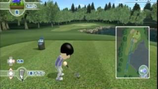 wiスポーツクラブ ゴルフ 18ホールプレイ -18