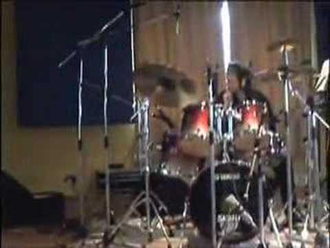 Matt Parsons Recording 'Inner Strength' - Part One