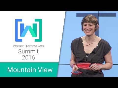 Women Techmakers Mountain View Summit 2016: On Bravery