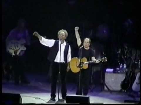 Simon & Garfunkel - The Boxer - Live, 2003