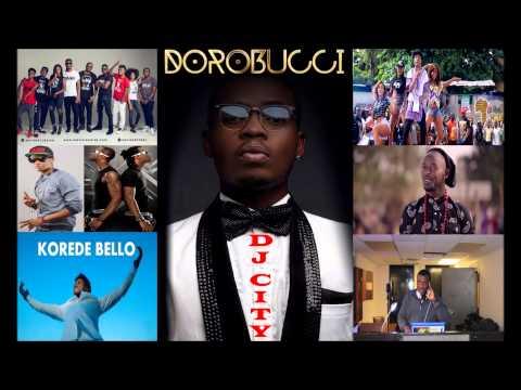 DJ City Welcome Back Mix 2015-( Naija Mix - African Mix Soca)- PSquare, Don jazzy, eddy kenzo