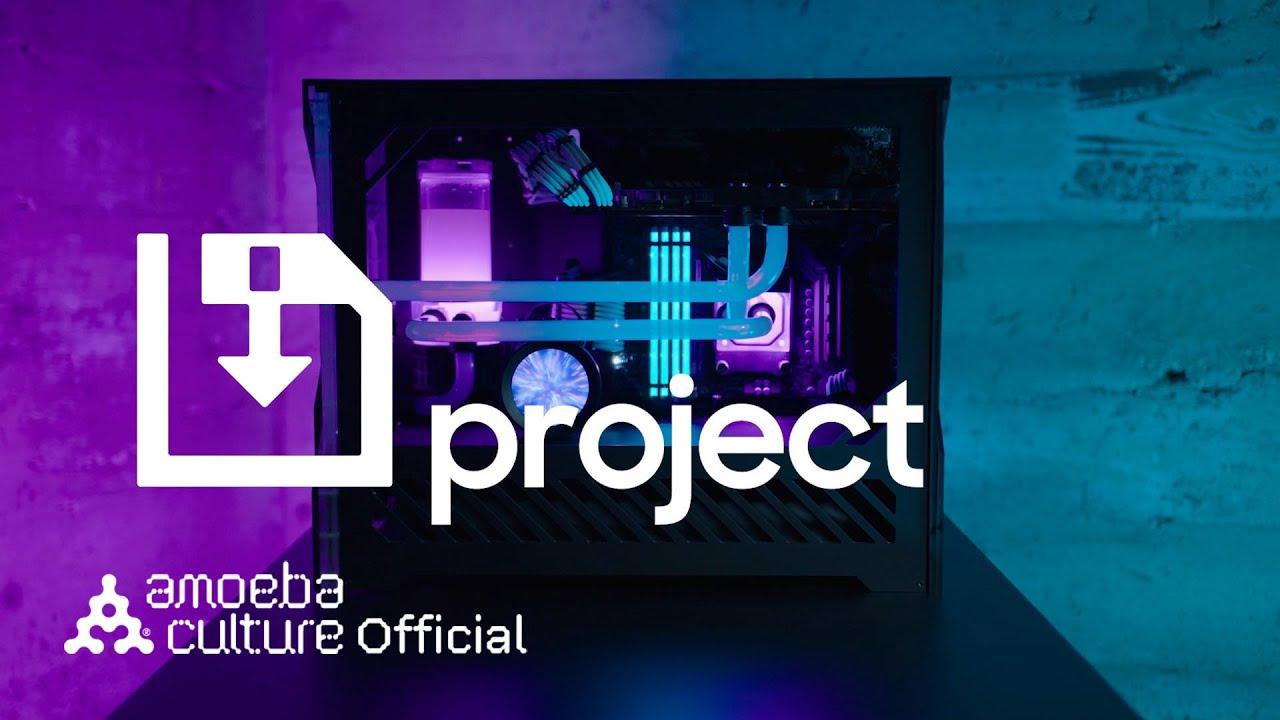 Amoeba Culture X NCT 127 -'SAVE' Film
