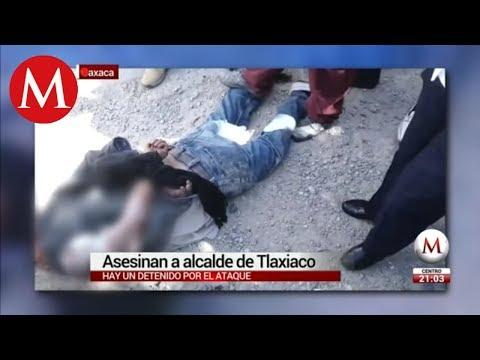 Lo Que Debes Saber - Asesinan a alcalde de Tlaxiaco, Oaxaca, tras rendir protesta