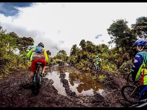 MTB  - Travesía Extrema Cruce del Páramo Ipiales / Nariño / Colombia 18 10 2015
