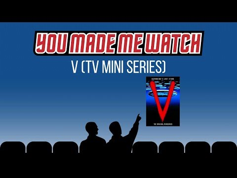 You Made Me Watch: V 1983 MiniSeries
