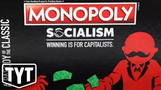 Monopoly's Weird Flex On Socialism