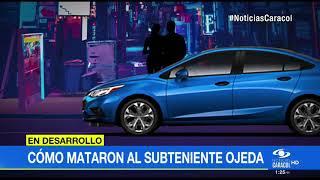 Policía Camilo Ojeda habría sido drogado en una discoteca de Bogotá