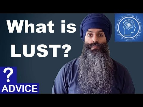 What is LUST in spirituality? (Part 1)