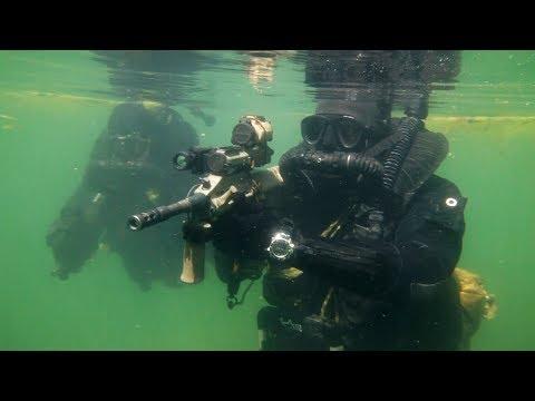 Kampftaucher - Die härteste Ausbildung der Welt | Elitesoldaten | Deutsche Marine | Doku 2017