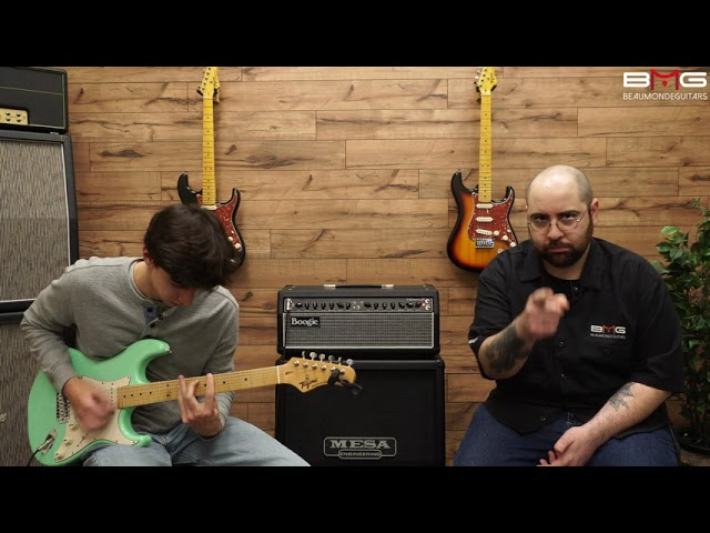 Tagima TG-530 S-Style Guitar Overview