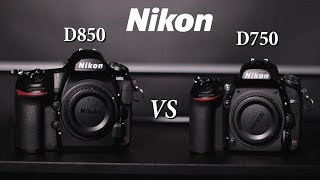 NIKON D850 VS NIKON D750 | Is the D750 BETTER?