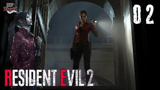 Resident Evil 2 Remake Gameplay German - Plündern im Polizeirevier [Let's Play] thumbnail