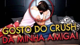 Meu crush é o namorado da minha amiga !!! | #HotelMazzafera