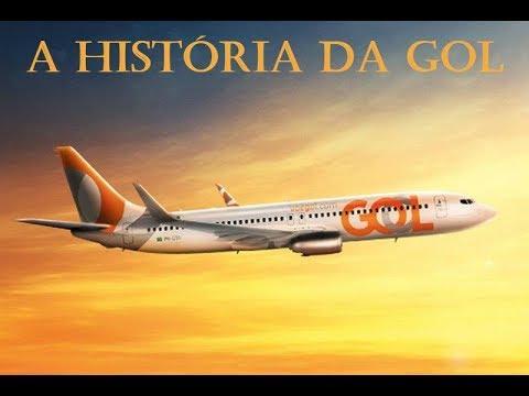 A HISTÓRIA DA GOL LINHAS AÉREAS INTELIGENTES - HD