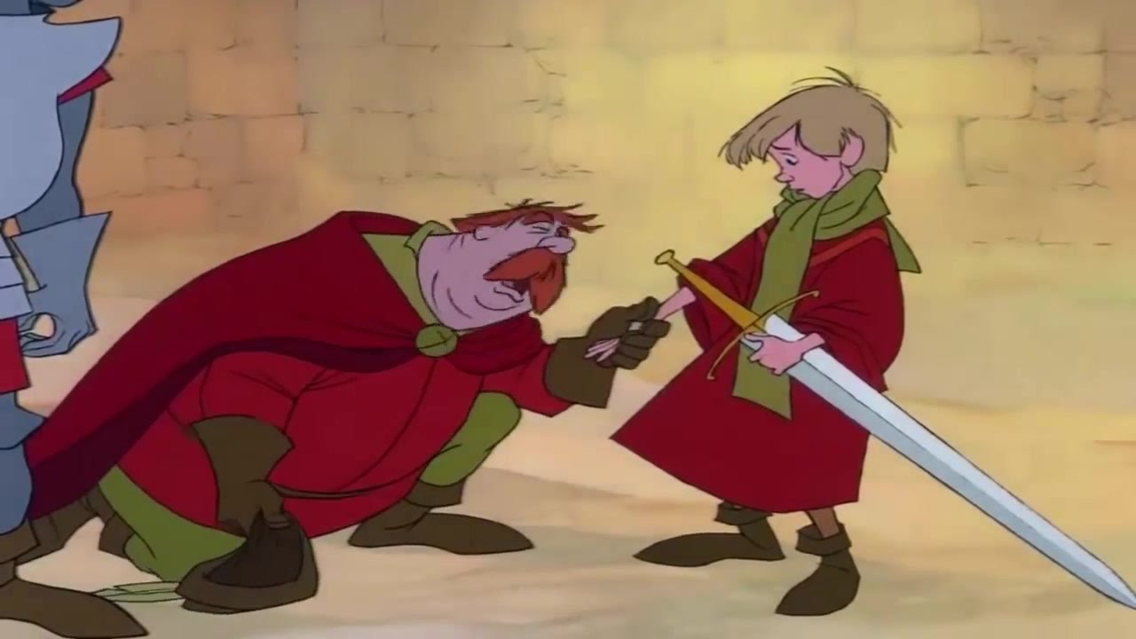 the sword in the stone hd youtube