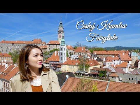 Český Krumlov Fairytale | Czech Blog