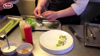 Een kijkje in de keuken van Restaurant Boreas in Heeze