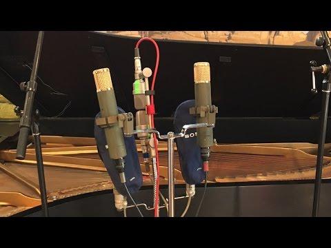 Studio Microphones & Techniques