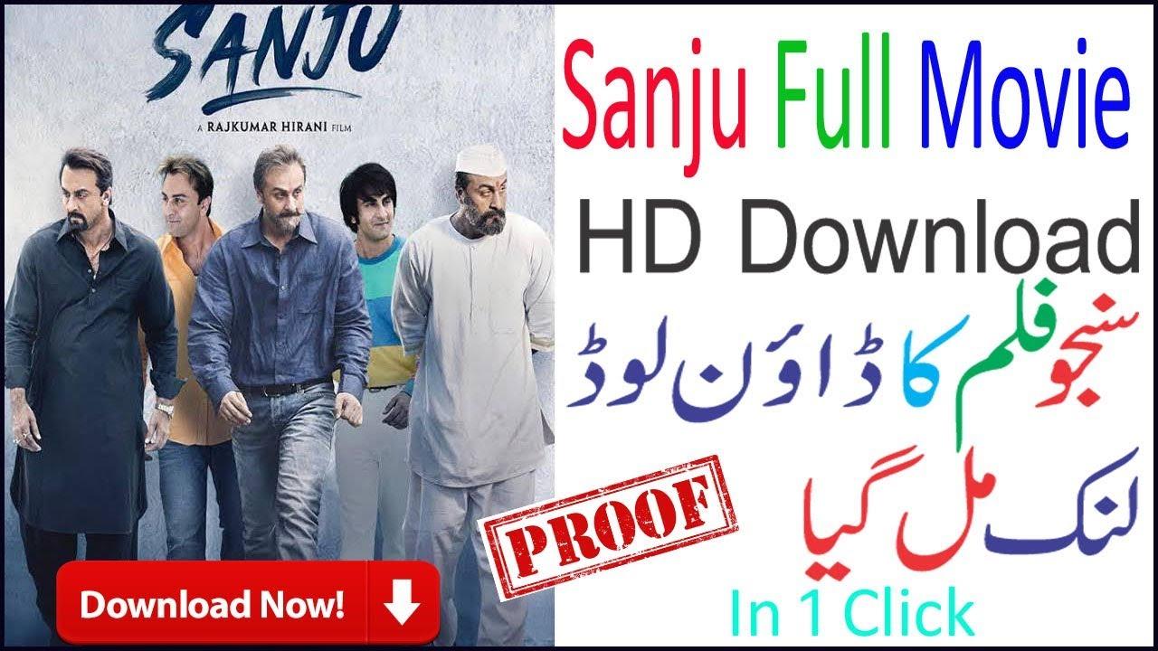 sanju free movie download