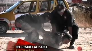 SECUESTRO AL PASO RECREACION    TINTA ROJA AREQUIPA
