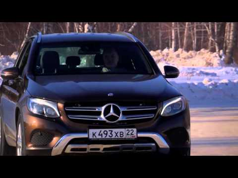 Mercedes GLC 250 / бенз 211 л.с. - ТЕСТ ДРАЙВ Александра Михельсона