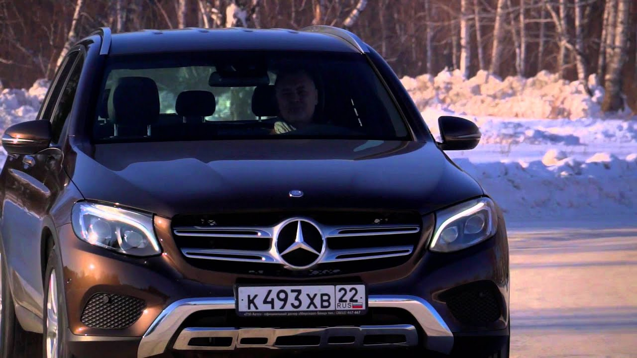 Mercedes GLC 250 / бенз 211 л.с.   ТЕСТ ДРАЙВ Александра Михельсона