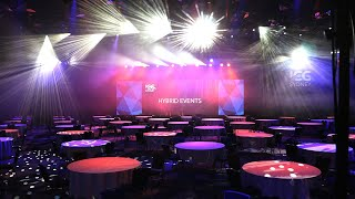 Hybrid Event Solutions at ICC Sydney