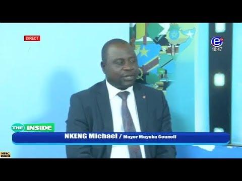 THE INSIDE (GUEST  NKENG Michael, Mayor Muyuka Council) EQUINOXE TV   SUNDAYApril, 15th 2018