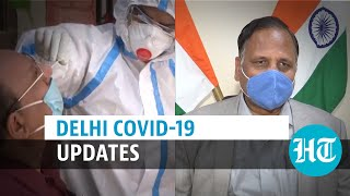 'Delhi's Covid positivity rate likely to go below 5% soon': Health Minister