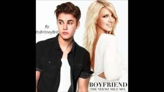 Britney Spears ft. Justin Bieber - Boyfriend