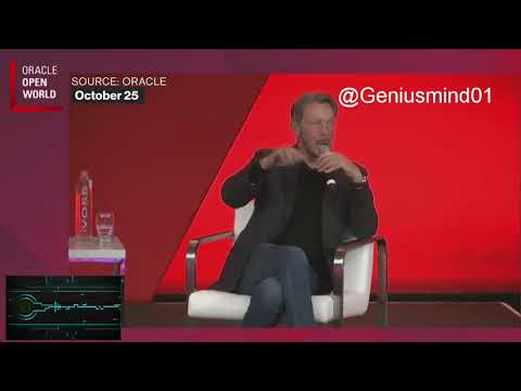 Larry Ellison Oracle Corp. Chairman and co-founder speaks about Tesla
