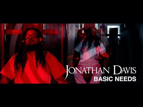 JONATHAN DAVIS - Basic Needs (Official Stream)