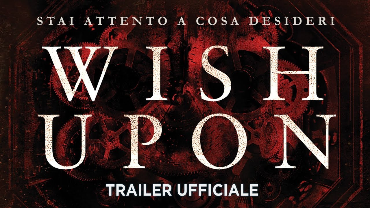 wish upon trailer