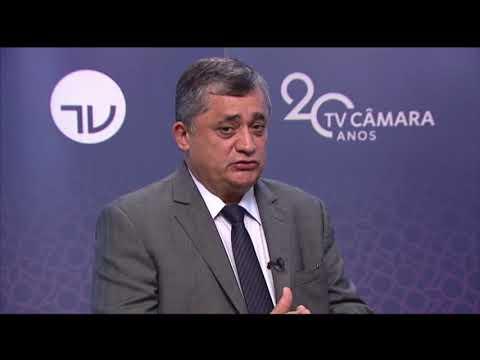 20 Anos TV Câmara: deputado José Guimarães (PT-CE)