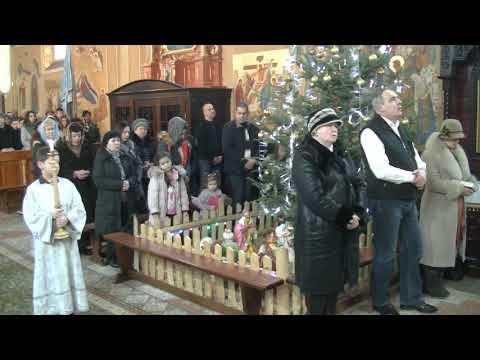 Різдвяна Божественна Літургія у Свято Вознесенському соборі м Хуст 07 01 2020р