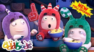 Soccer Game Night (Football) with Oddbods | New FULL EPISODE | Funny Cartoon