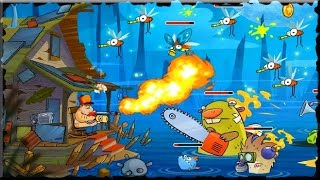 Swamp Attack Game (Mobile Game)