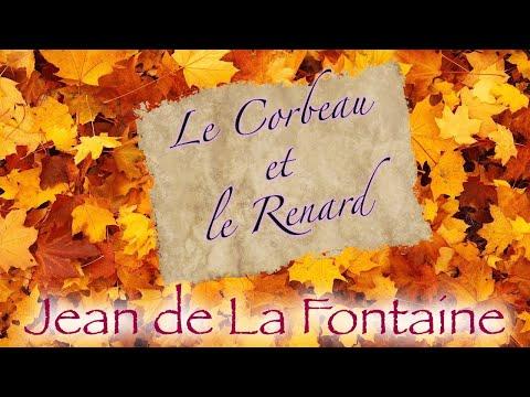 Le Corbeau et le Renard (fable de La Fontaine)