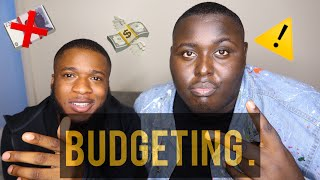 HOW TO BUDGET LIKE A STUDENT. #BACK2UNI