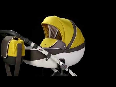 Универсальная коляска 2 в 1 Anex Sport