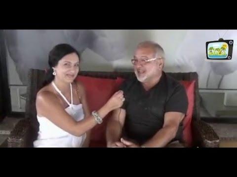 FRANCO MONTALBANO AL MICROFONO DI CLAUDIA SABA