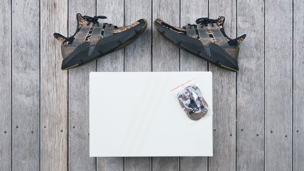 los angeles f4b44 93b8c ADIDAS PROPHERE x UNDEFEATED  unboxing - overview  on-feet!!