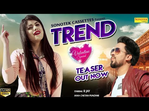 Valentine's day special | TREND | R_JAY| ED AMRZ| latest song 2018