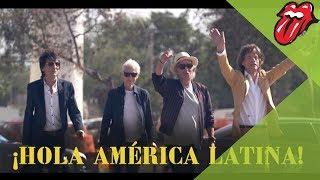 ¡Hola América Latina! - Los Rolling Stones en Chile